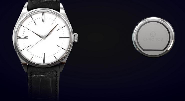 Chronos:装上它,一秒变身智能手表-广州奔想智能科技有限公司
