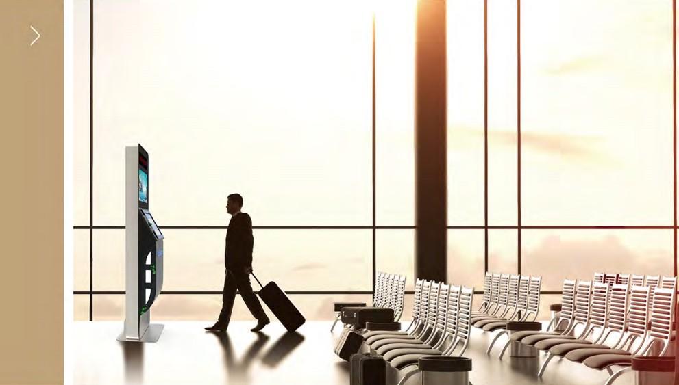 酒店自助入住系统-广州奔想智能科技有限公司