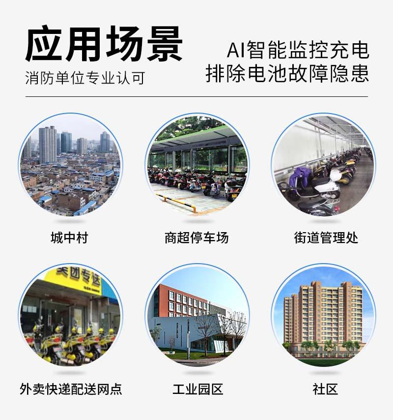 应用场景-AI智能监控充电-排除电池故障隐患-广州奔想智能科技有限公司