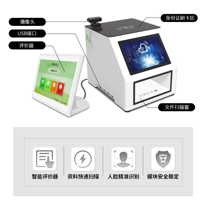 产品功能-智能评价器-资料快速扫描-人脸精准识别-证照对比-广州奔想智能科技有限公司